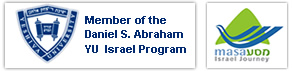 YU Israel Program / MASA Approved