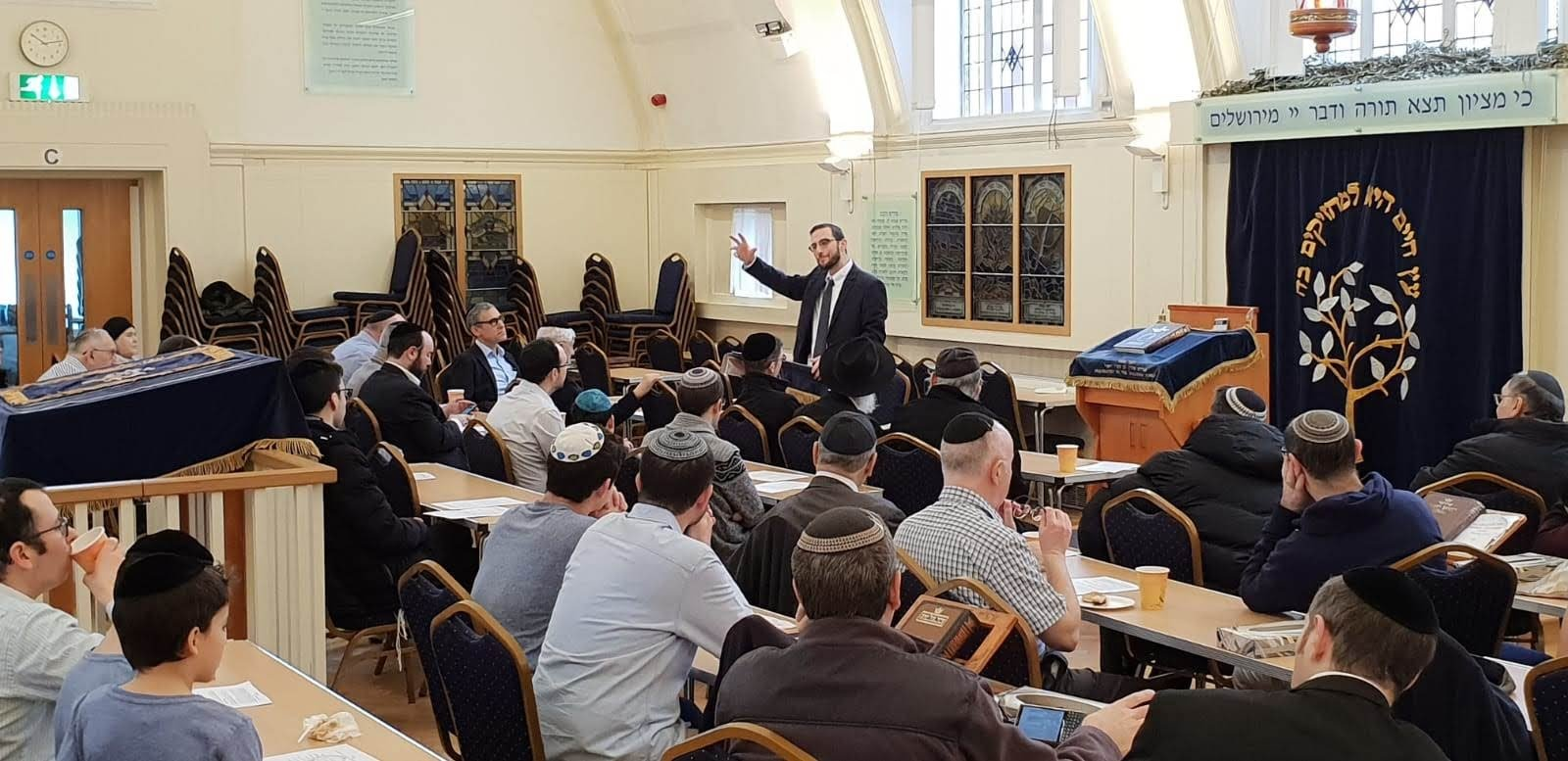 Rabbi Rosner Weekend in London